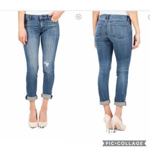 Kut from the Kloth size 0P Catherine jeans